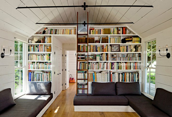 英式书房设计说明