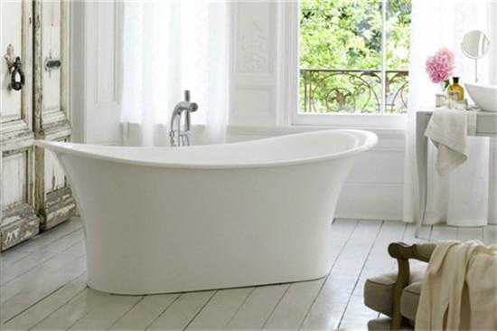 8款田园风格浴室 让秋日的沐浴舒适享受
