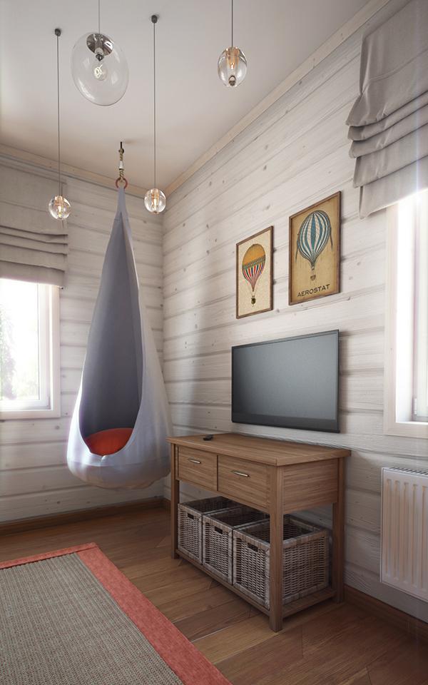 超酷的儿童房设计 装修完孩子做梦也会笑