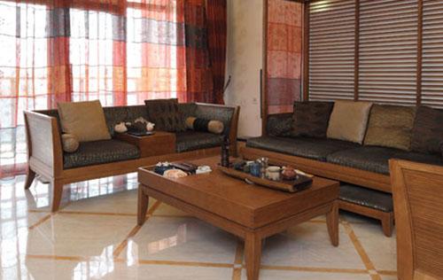 客厅沙发混搭设计 客厅沙发混搭效果图