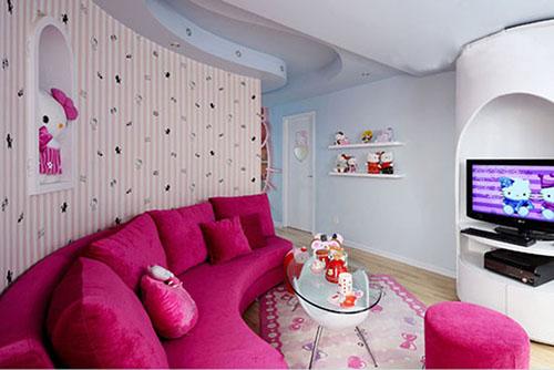 【青岛城市人家】客厅沙发混搭设计 客厅沙发混搭效果
