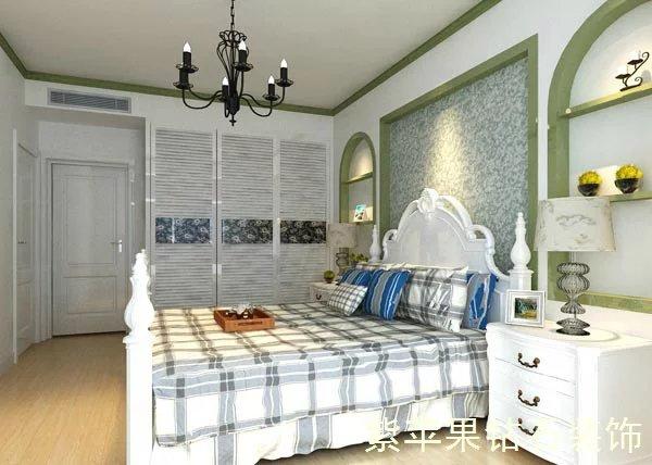 装修技巧 田园风格卧室小知识     韩式卧室的风格比较接近于美式与英