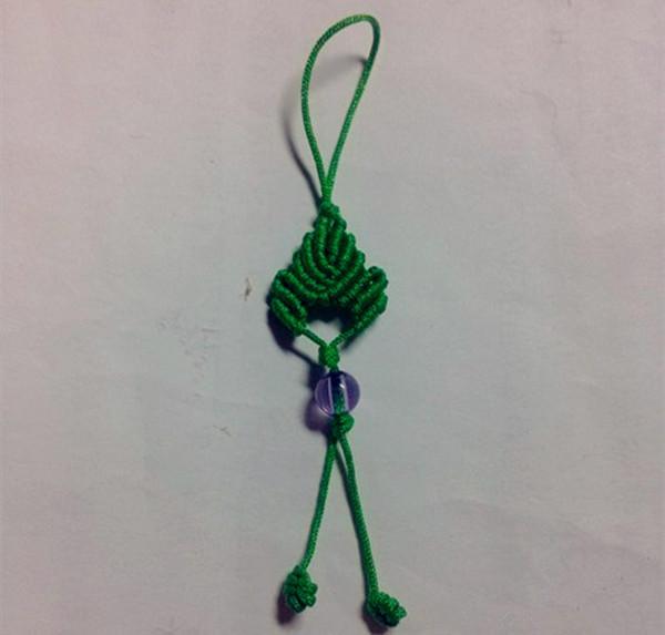 手机链编法_手工DIY:一款简单的diy手机链编法 教你编织手机链_装修保障网