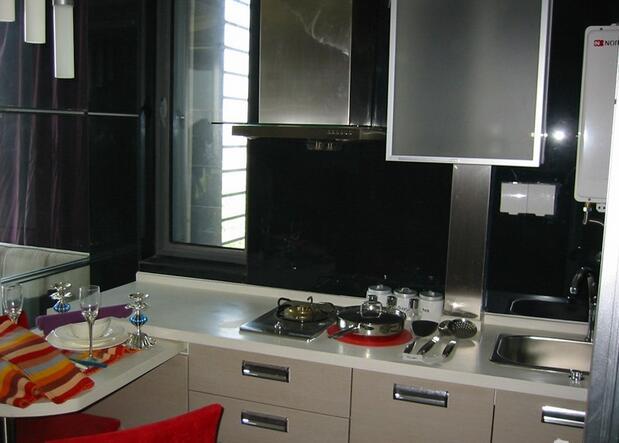新农村厨房设计方法及新农村厨房装修设计效果图图片