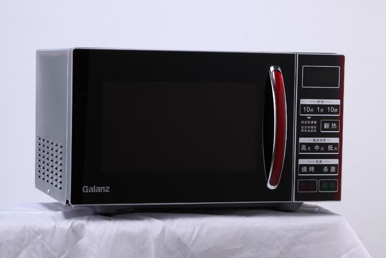 galanz微波炉顾名思义,就是用微波来煮饭烧菜的。微波炉是一种用微波加热食品的现代化烹调灶具。微波是一种电磁波。那galanz微波炉要如何使用呢?价格是多少?下面我们一起来了解下吧!    galanz微波炉使用方法   1.使用前请详细阅读《微波炉使用手册》。   2.本微波炉专为家庭加热及烹调食物而设计,故不适用于其他工商用途。   3.