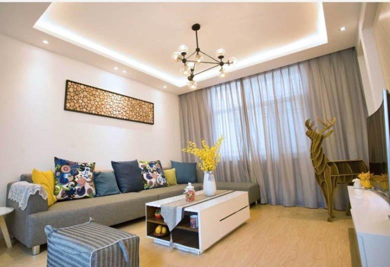 北欧风格装修效果图 打造一个温馨舒适的小家