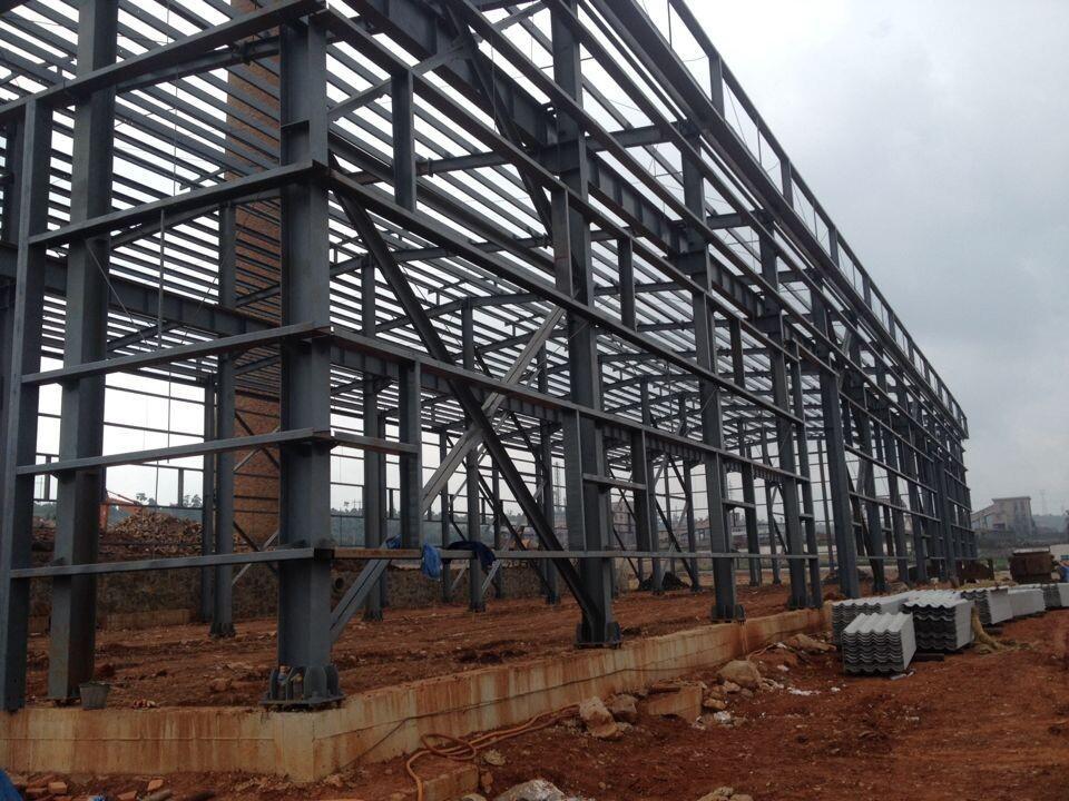 钢结构设计规范 钢结构施工