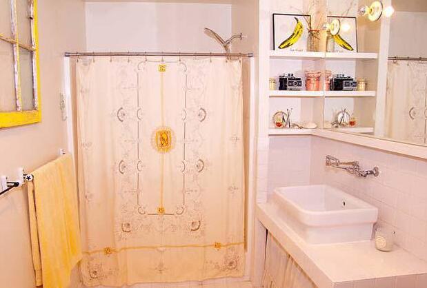 卫生间储物设计