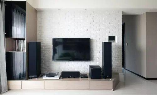 电视背景墙 引领客厅设计时尚潮流图片