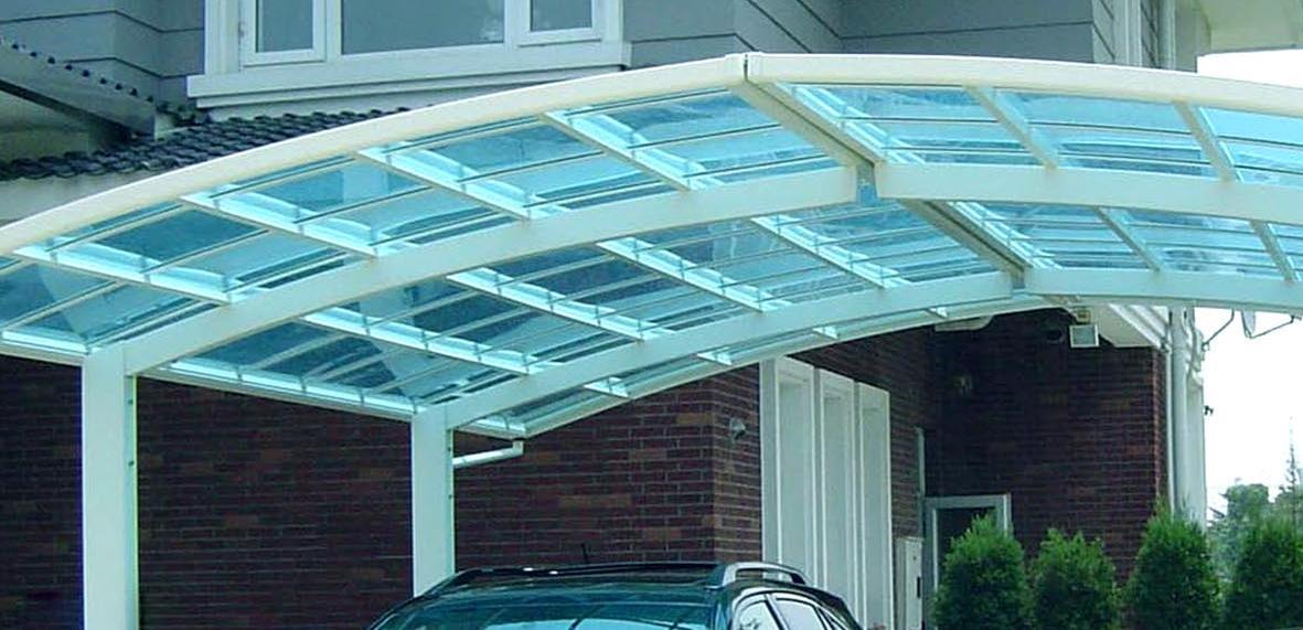 钢结构雨棚报价 钢结构雨棚施工方案