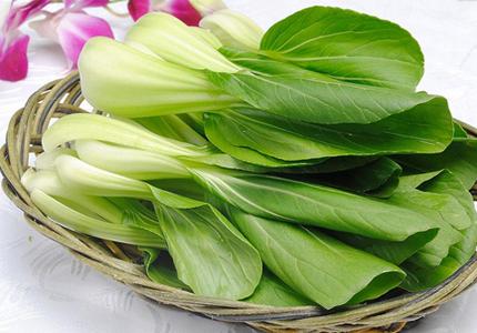 生活小常识:小白菜的做法大全 小白菜功效图片