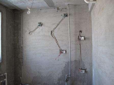 家庭装修电工布线工艺要求