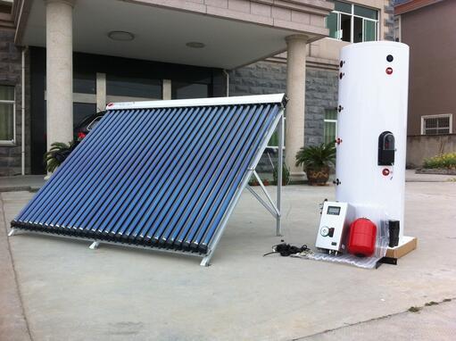 分体式太阳能热水器怎么样 分体式太阳能热水器价格