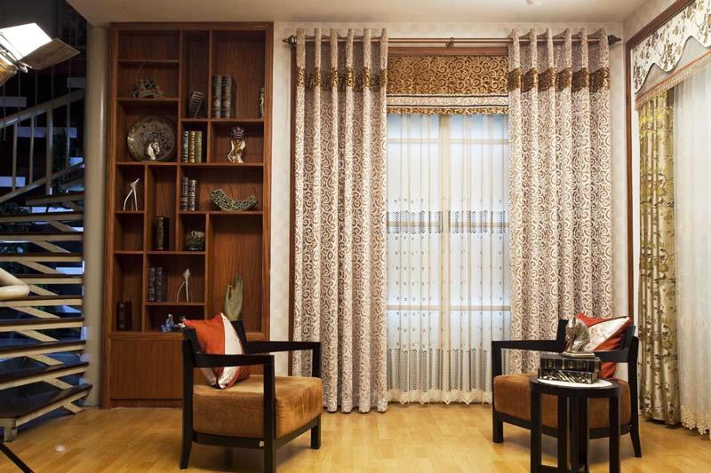书房窗帘选择 影响风水布局
