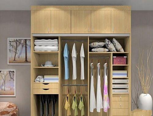 衣柜内部如何设计,且看小编给你整理的卧室壁橱内部搭配设计效果图