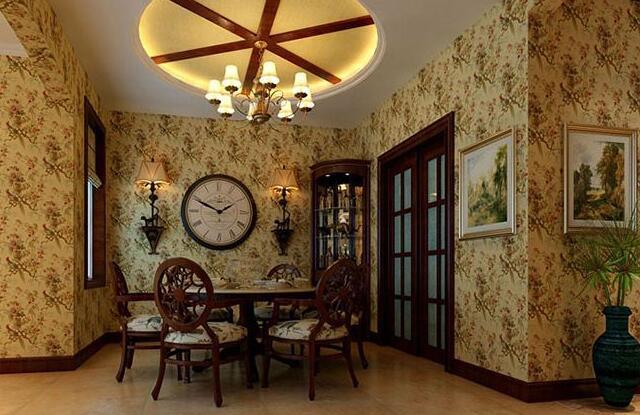 装修房子的造型有哪些 房子装修风格有哪些图片