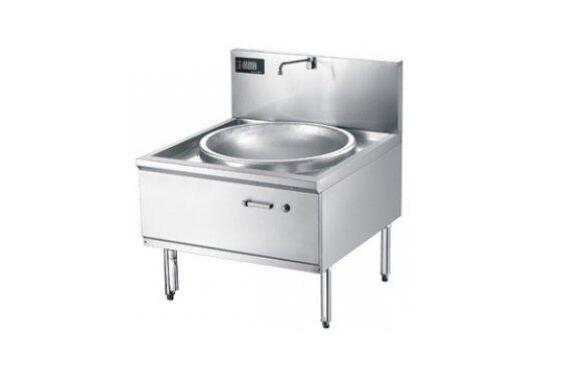 大锅灶是厨房设备中的一种灶具,一般为商用厨房设备,中餐灶的一种。大锅灶一般可以分为两种:燃气大锅灶、电磁大锅灶。   大锅灶尺寸   现在的炉台一般都包含灶具和水盆以及操作台三个部分组成,其高度基本都是同一水平上,灶台的高度与宽度应该以人体工程学原理为依据,过高和过宽都不太适宜。   高度:灶台高度应在0.