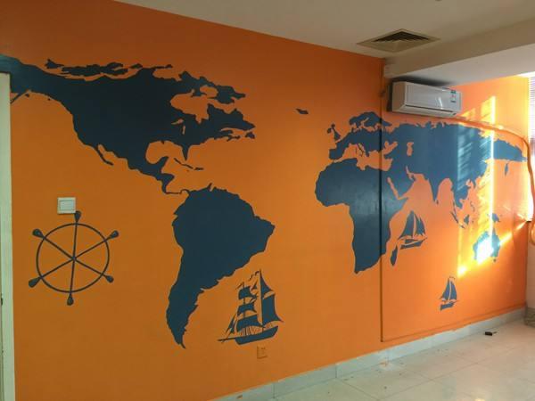 墙体彩绘教程 墙体彩绘价格-装修保障网