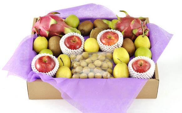 【图】水果礼盒怎么搭配?水果礼盒制作图片