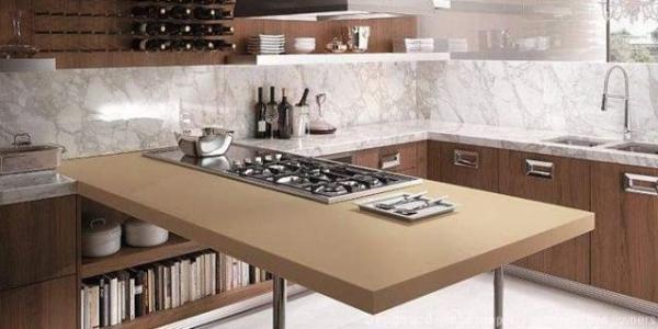 厨房收纳台面该如何选择呢?