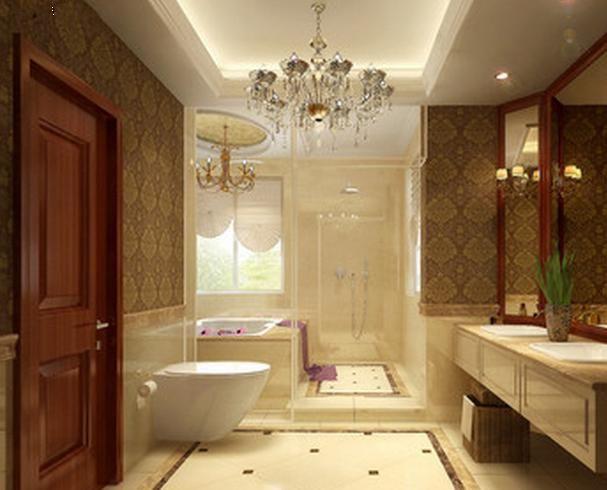 卫生间浴缸摆放风水