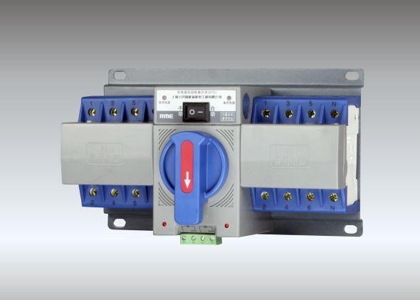 双电源转换开关原理 双电源转换开关型号