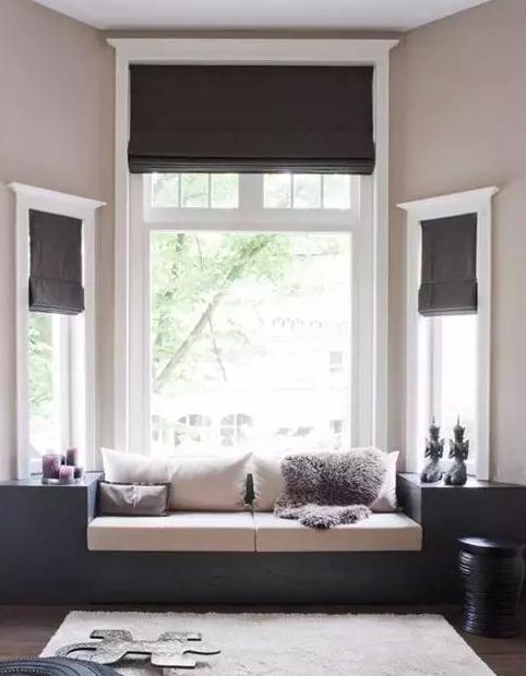三,飘窗护栏安装方法