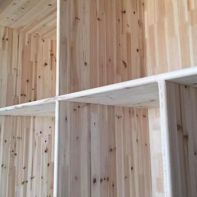 简美风格,你见过这样的电视背景墙吗     柜子采用e0级实木木工板制作