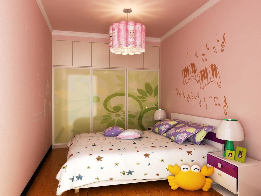 硅藻泥儿童房该怎样搭配色彩呢?