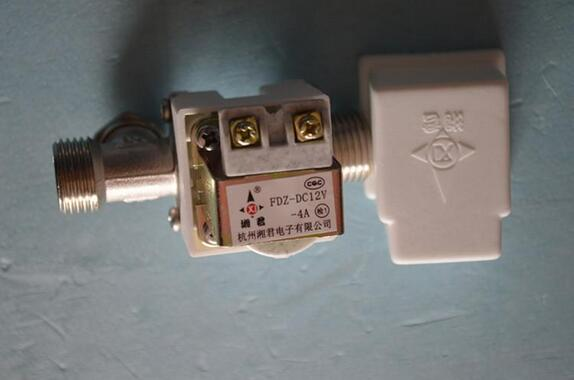 太阳能热水器电磁阀工作原理 太阳能热水器电磁阀价格