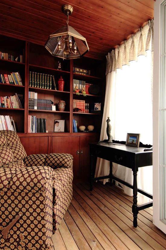 小书房装修效果图图片