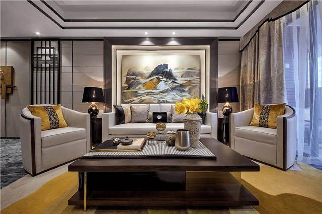 现代中式家装风格