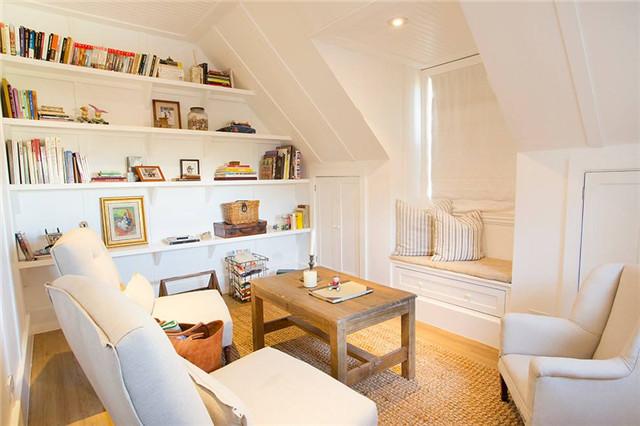 小复式客厅图片