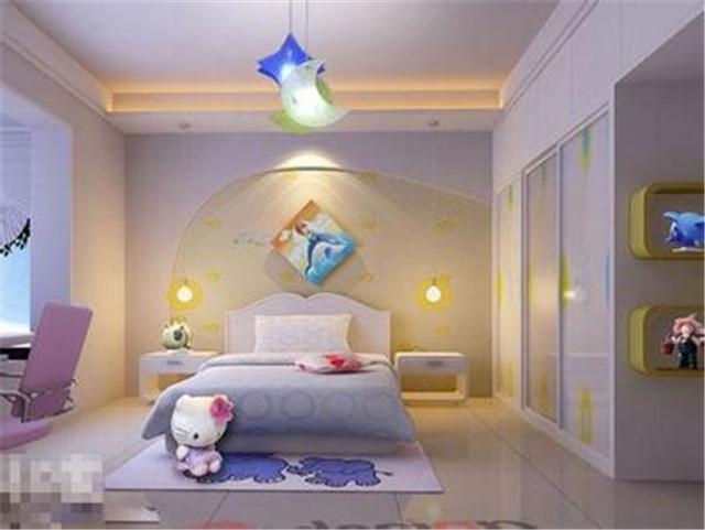 儿童房间装修风格 什么风格适合儿童房