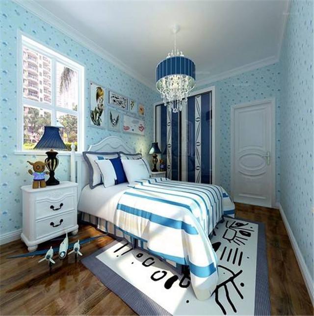 儿童房间装修风格 什么风格适合儿童房图片