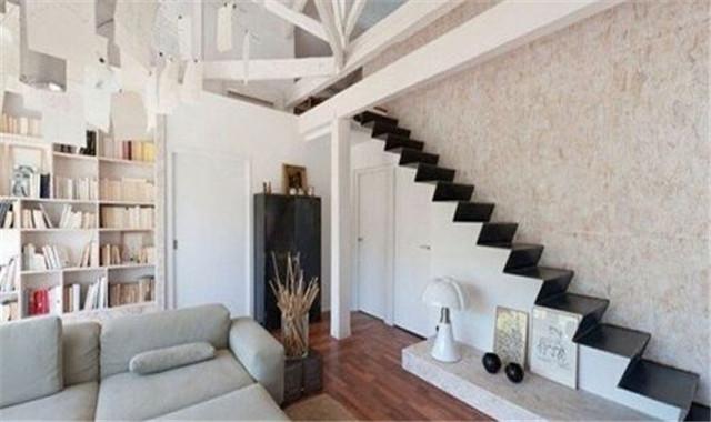 阁楼楼梯设计 阁楼楼梯装修设计