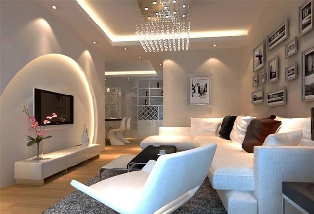 家居 起居室 设计 装修 640_437