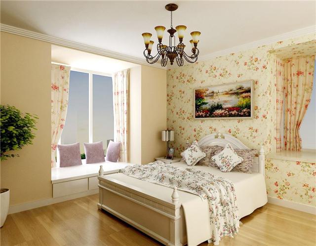 幻想中的房间简笔画
