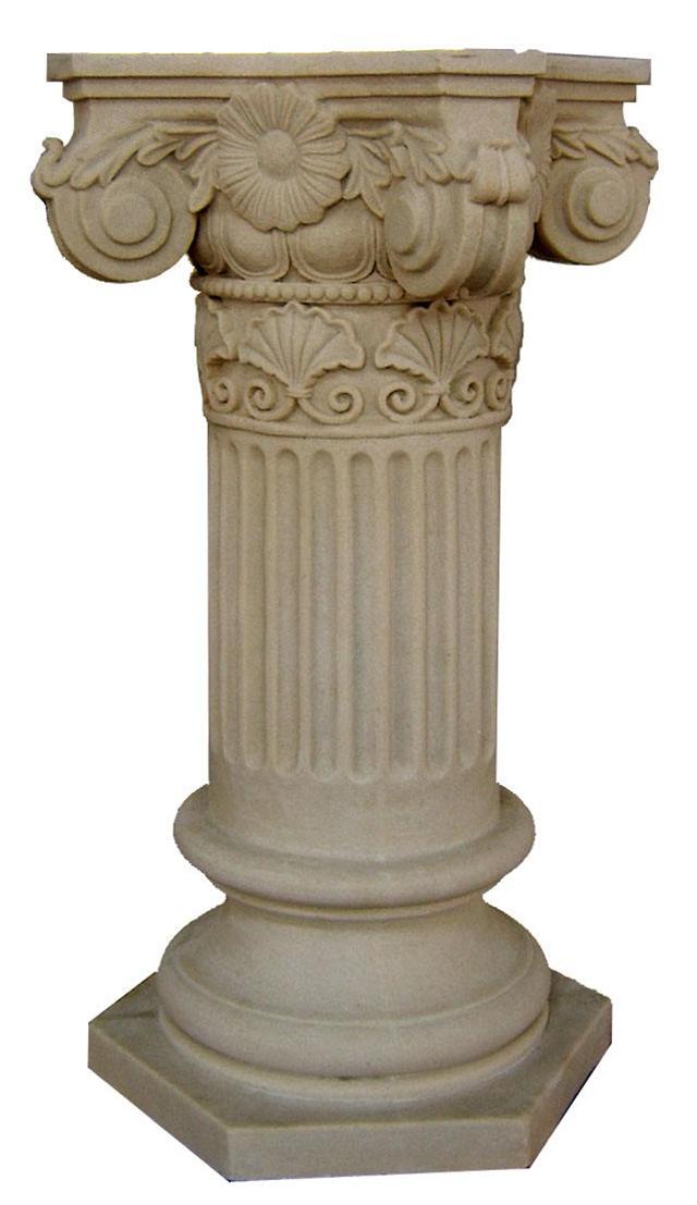 罗马柱多少钱一根 罗马柱怎么安装图片