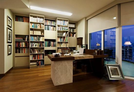 书房挂画风水