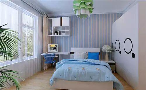 几款不同风格的卧室装修案例
