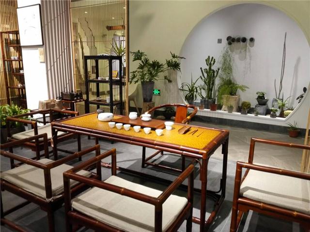 设计应该无处不在,要想让我们的茶馆装饰效果更具魅力,其中的一些装修图片