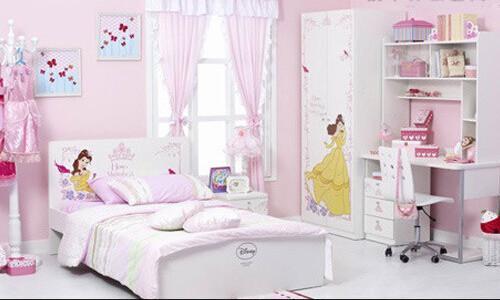 提炼儿童房装修设计三大招数