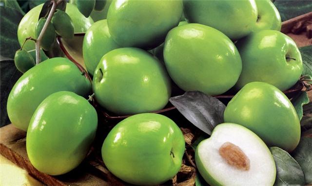 冬天吃什么水果好——台湾青枣