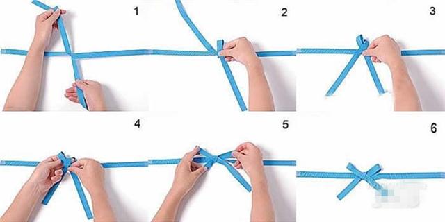 【图】大衣蝴蝶结怎么打 大衣蝴蝶结的系法图解