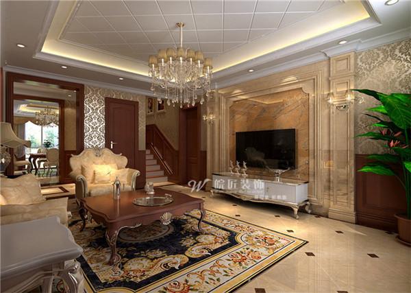 欧式风格别墅怎么装修?