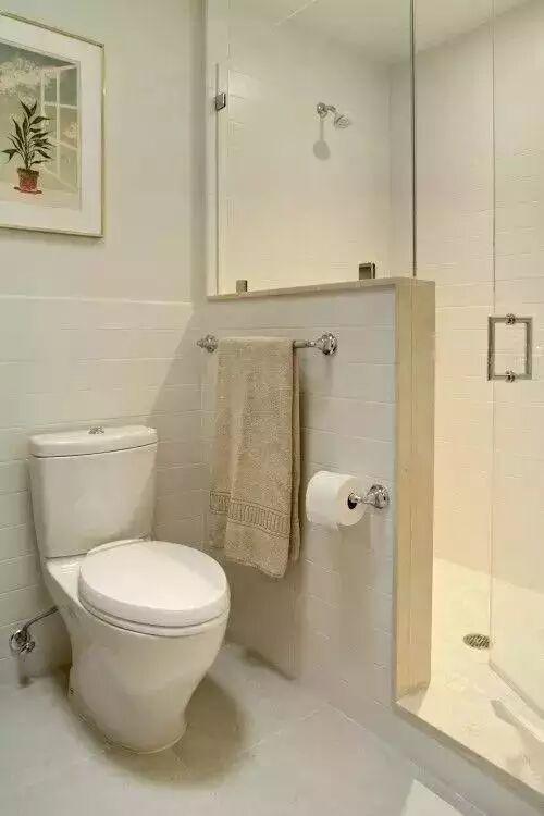 50平方的迷你卫生间怎么装修?