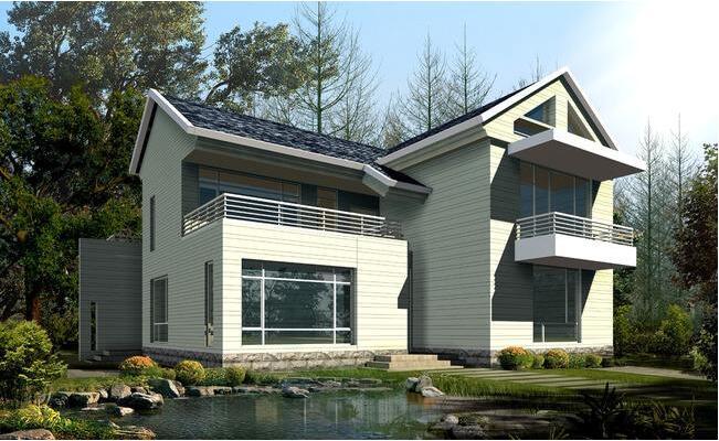 农村别墅设计图片