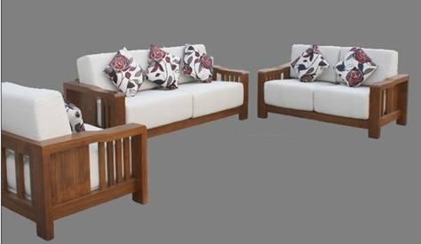三人实木沙发尺寸 三人实木沙发选购