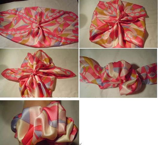 丝巾已经成为我们生活一种搭配单品,每条丝巾、每种打法都反映着不同女人的不同心态和情怀。然而对空姐这种特殊的服务群体,对于丝巾的系法更是更加讲究。接下来小编就带来不同类型丝巾的系法,空姐丝巾的系法图解一起看看吧。   空姐丝巾的系法图解空姐方丝巾的系法    空姐丝巾的系法图解空姐玫瑰花型丝巾的系法    步骤一,拎起丝巾的两个对角打结,注意因为丝巾很滑,因此打结的时候要控制好力道,固定好。   步骤二,拎起另外两个对角   步骤三,从刚才打好的结子下面穿过   步骤四,穿越过来,拉一下   一朵